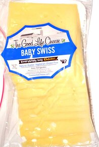 Baby Swiss Cheese - Food Works