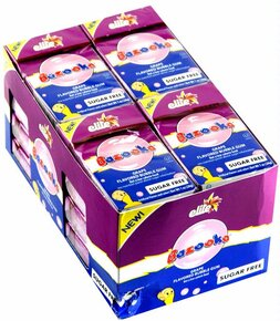 Sugar Free Grape Bazooka Chewing Gum - Elite