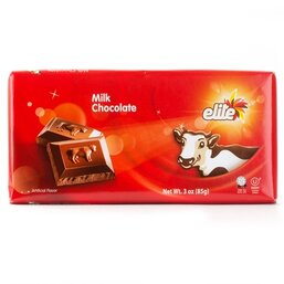 Milk Chocolate Bar - Elite