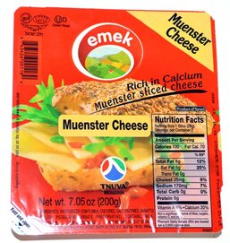 Emek Muenster Sliced Cheese