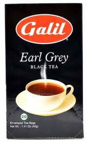 Earl Grey Tea - Galil