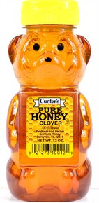 Gunter's - Pure Honey (Bear)
