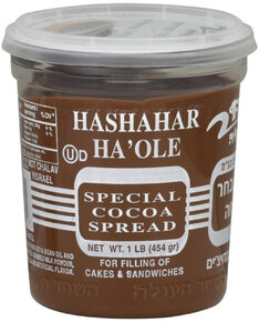 Dairy Chocolate Spread - Hashachar Ha'ole