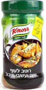 Knorr- Cooking Sauce with All Herbs
