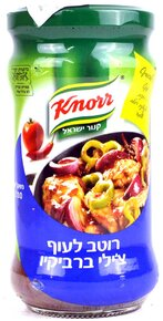 Knorr- Cooking Sauce with Chili