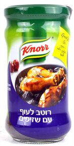 Knorr- Cooking Sauce with Plum