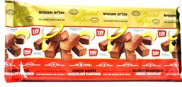 Chocolate Coated Wafers - Man 250gr