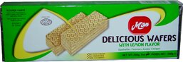 Lemon Flavored Wafers - Man