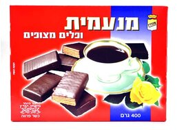 Chocolate Flavored Wafers - Manamit