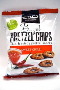 Meyer Bakery Sweet Chilli Bagel Chips
