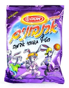 Bunny Shaped Snack - Osem
