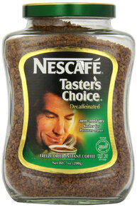 Taster's Choice Decaffeinated Coffee - Nescafe