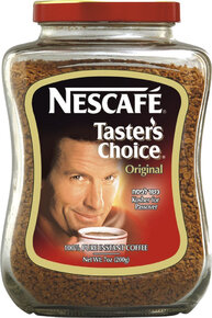 Taster's Choice Instant Coffee - Nescafe