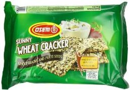 Whole Grain Sunny Wheat Crackers - Osem