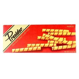Chocolate Lined Wafer Rolls - Presidor