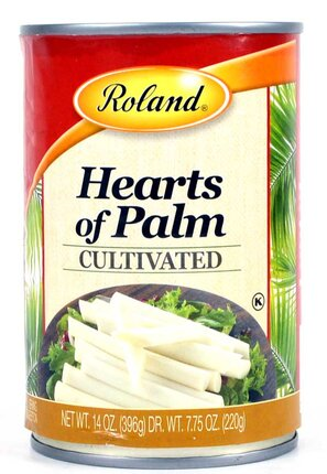Cultivated Hearts of Palm - Roland
