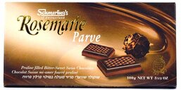Schmerling's - Rosemarie Chocolate Bar Parve