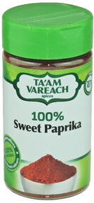 Ta'am Vareach - 100% Sweet Paprika.