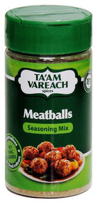 Ta'am Vareach - Meatballs Seasoning Mix.