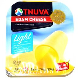 Tnuva Edam light cheese