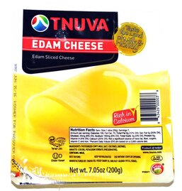 Tnuva Edam Sliced Cheese