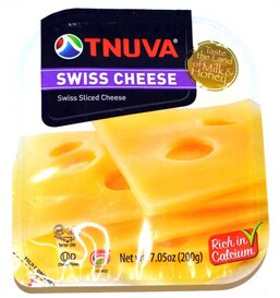 Tnuva Swiss Sliced Cheese