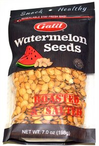 Watermelon Seeds Roasted (Galil)