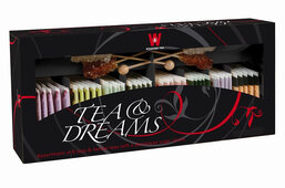 Wissotzky - Tea & Dreams, gift box.