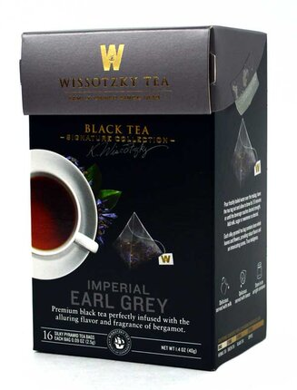 Wissotzky Signature Collection - Imperial Earl Grey Tea