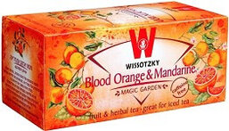 Wissotzky Blood Orange & Mandarin Scent Tea - Box Of 20 Bags